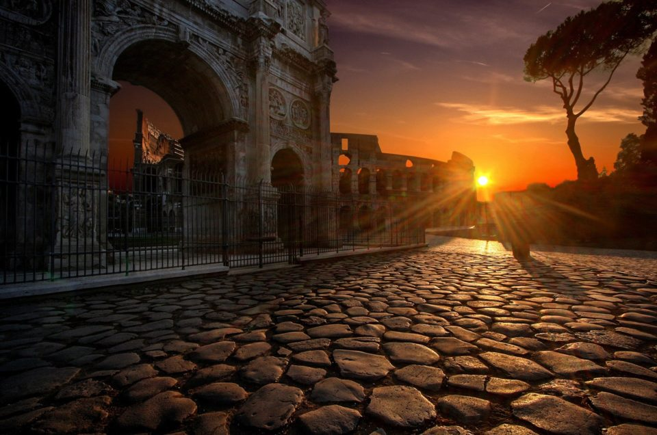 Transfer from hotel / B&B to major roman tourist attractions