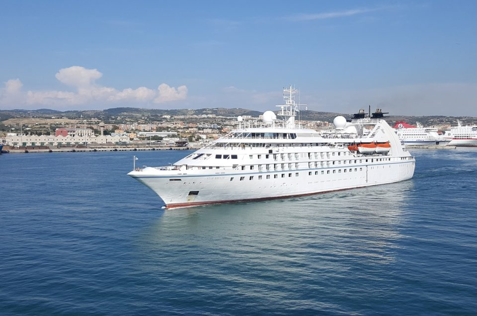 Transfer from rome or airports to Civitavecchia (port) / Transfer from Civitavecchia (port) to Rome or airports