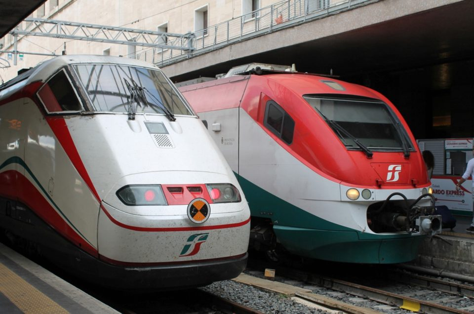 Transfer from Rome to Termini station / Transfer from Termini station to Rome